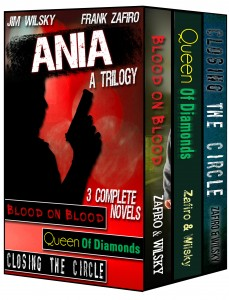 3d Ania cover